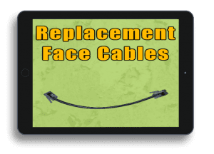 Replacement Face Cable